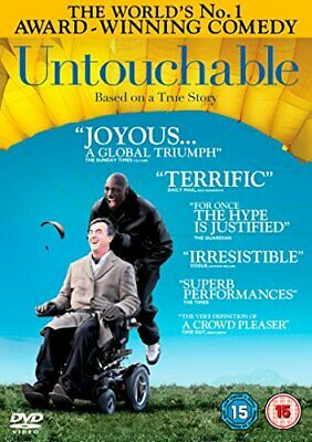 Untouchable [DVD] (2011) - DVD  JMVG The Cheap Fast Free Post