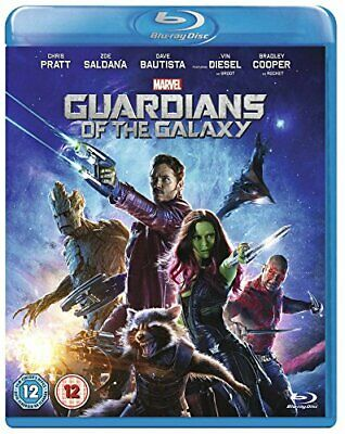 Guardians Of The Galaxy [Blu-ray] - DVD  XIVG The Cheap Fast Free Post
