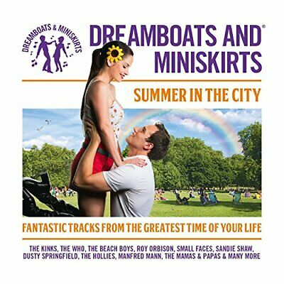 Various - Dreamboats And Miniskirts: Summer In The City - Various CD JWVG The