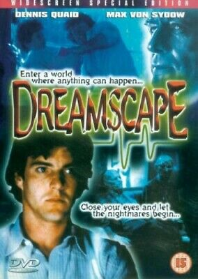 Dreamscape [DVD] - DVD  BUVG The Cheap Fast Free Post