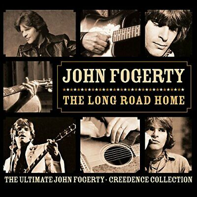 Creedence Clearwater Revival - The Lon... - Creedence Clearwater Revival CD GNVG