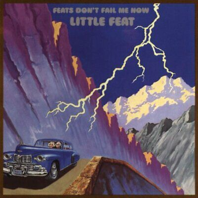 Little Feat - Feats Don't Fail Me Now - Little Feat CD FBVG The Cheap Fast Free