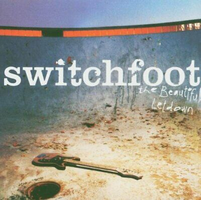 Switchfoot - The Beautiful Letdown - Switchfoot CD 16VG The Cheap Fast Free Post