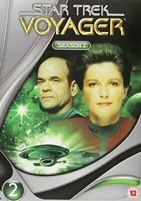 Star Trek Voyager  - Season 2 (Slimline Edition) [DVD] - DVD  TKVG The Cheap