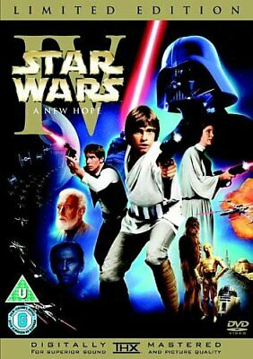 Star Wars IV: A New Hope (Limited Edition) [DVD] - DVD  UIVG The Cheap Fast Free