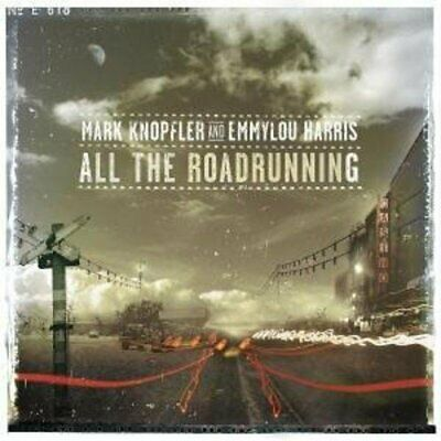 Emmylou Harris - All The Roadrunning - Emmylou Harris CD P4VG The Cheap Fast The