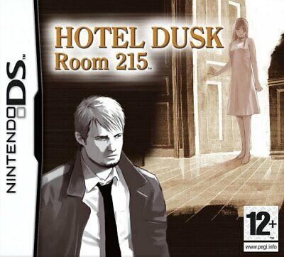 Nintendo Ds - Hotel Dusk: Room 215 (Nintendo DS) - Game  28VG The Cheap Fast