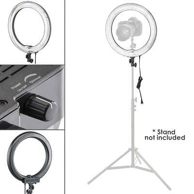 "Flashpoint 13"" AC Powered 600W 5500K Fluorescent Ring Light #FP-LCF-RING13"