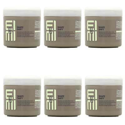 6x Wella Eimi Shape Shift Flexibler Modellierkitt - 150ml