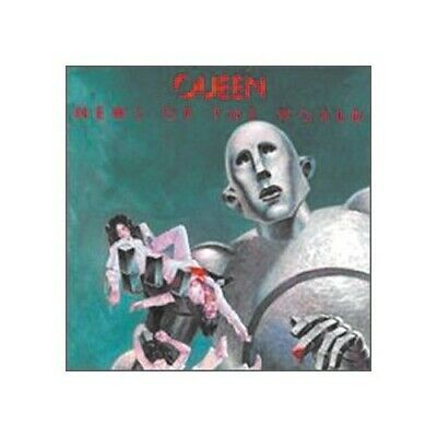 Queen - News Of The World - Queen CD MEVG The Cheap Fast Free Post The Cheap