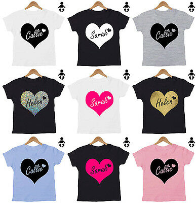 Personalised baby name, announcement, personal, gift Fun Baby / Childs T-Shirt