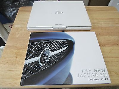 The New Jaguar XK - The Full Story, 2005 with CD