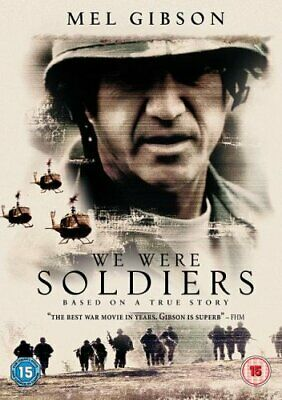 We Were Soldiers [Blu-ray] - DVD  BYVG The Cheap Fast Free Post