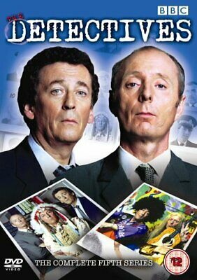 The Detectives - Series 5 [DVD] [1993] - DVD  0KVG The Cheap Fast Free Post