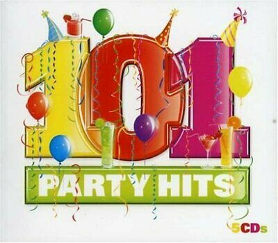 Various Artists - 101 Party Hits - Various Artists CD A2VG The Cheap Fast Free