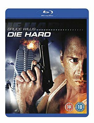 Die Hard [Blu-ray] [1988] - DVD  48VG The Cheap Fast Free Post