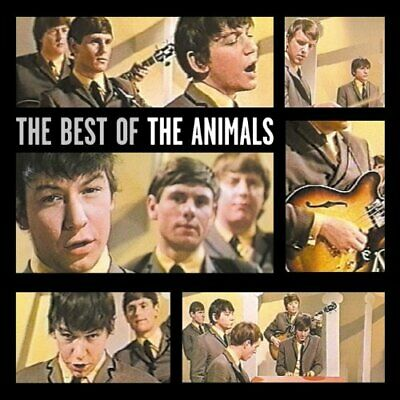 The Best of The Animals -  CD XZVG The Cheap Fast Free Post The Cheap Fast Free