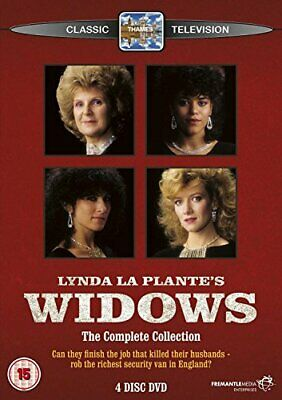 Widows - Complete Box Set - Series 1 and 2 [DVD] - DVD  M7VG The Cheap Fast Free