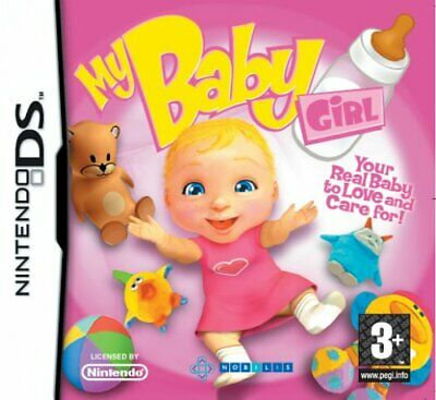 My Baby Girl (Nintendo DS) - Game  UYVG The Cheap Fast Free Post