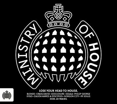 Various Artists - Ministry of House - Various Artists CD AMVG The Cheap Fast The