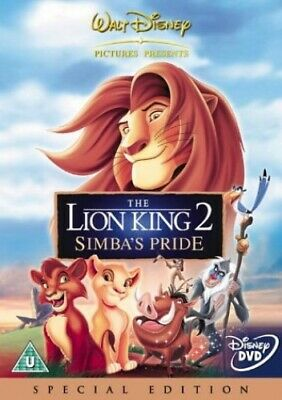 The Lion King 2: Simba's Pride - Special Edition [DVD] - DVD  BKVG The Cheap
