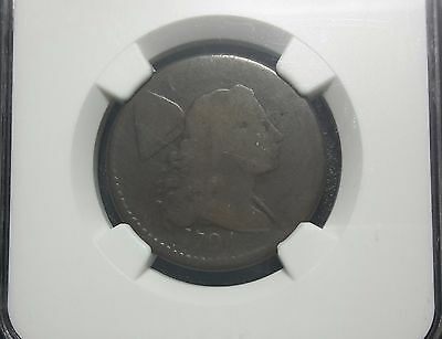 1794 1C Flowing Hair Large Cent Head of 1794 NGC AG3