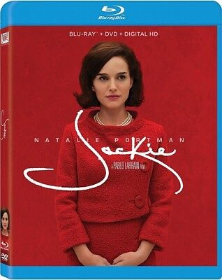 Jackie [New Blu-ray] With DVD, Widescreen, Ac-3/Dolby Digital, Digitally Maste