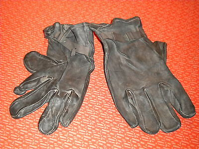 U.s.army :m-1949 Glove Shells Leather, , M-1949 Militaria Nice