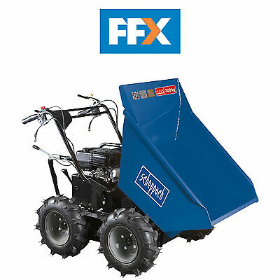 Scheppach DP3000 Petrol Powered Dumper Truck - Helper