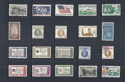 y125 United States / A Small Collection Early & Modern Used