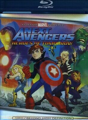 Next Avengers: Heroes of Tomorrow [New Blu-ray] Ac-3/Dolby Digital, Dolby, Dig