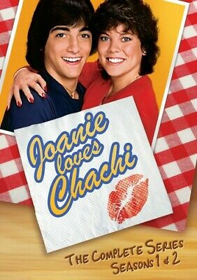 Joanie Loves Chachi: The Complete Series: Seasons 1 & 2 [New DVD] Full Frame,