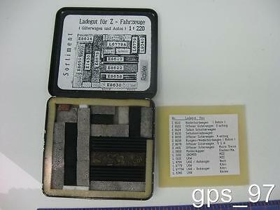 Z - RAILEX L9340 Load Package Rare and hard to find Item - LNIB