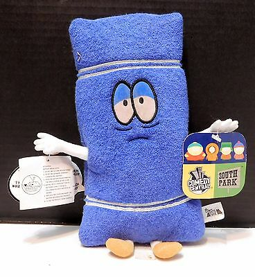2002 South Park Talking Towelie Plush Toy Doll Figure By Fun 4 All New With Tags