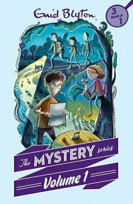 The Mystery Series: volume 1 by Blyton, Enid Book The Cheap Fast Free Post