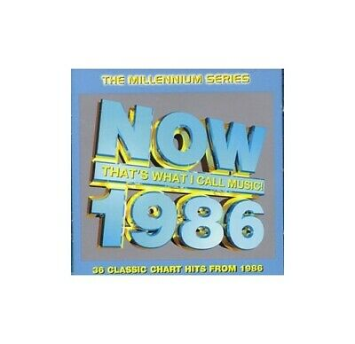 Various Artists - Now That's What I Call Music 1986... - Various Artists CD KWVG