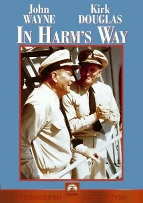 In Harm's Way [DVD] [1965] - DVD  1IVG The Cheap Fast Free Post