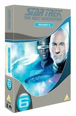 Star Trek The Next Generation - Season 6 (Slimline Edition) [DVD] - DVD  8YVG