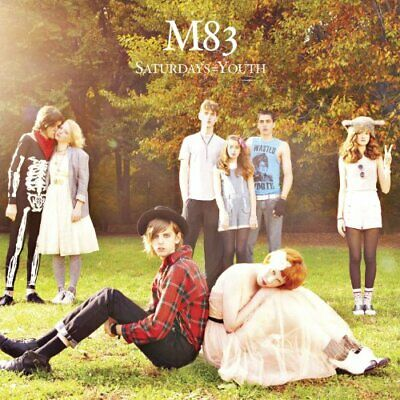 M83 - Saturdays = Youth - M83 CD AAVG The Cheap Fast Free Post The Cheap Fast