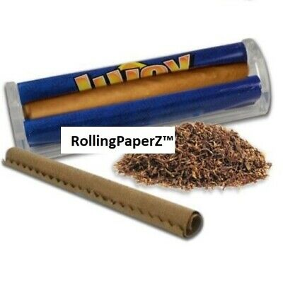 Juicy Hemp Wrap CIGAR Maker Roller Rolling Machine with Easy Instructions NEW