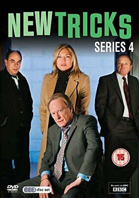New Tricks: Complete BBC Series 4 [DVD] [2007] - DVD  WWVG The Cheap Fast Free