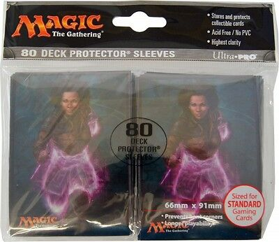 80 Conspiracy: Take the Crown Magic MtG Sleeves - Ultra Pro (66x91mm)