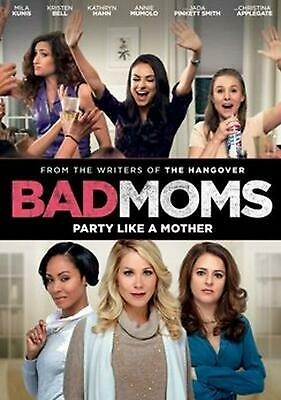 Bad Moms - DVD Region 1 Free Shipping!