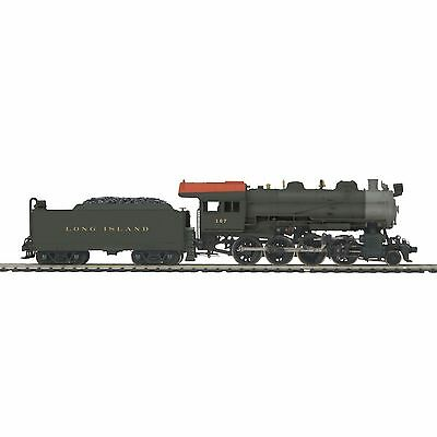 MTH 80-3244-1 HO Long Island PRR H10 2-8-0 with Proto-Sound 3.0 & DCC #107