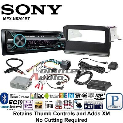 2014-16 Harley Touring Install Adapter FLHT Stereo Radio FLHTC CD Dash Kit FLHX
