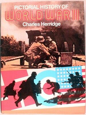 Military Book:  Pictorial History of World War II