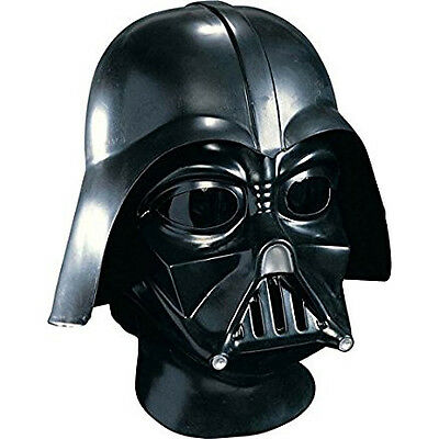 Star Wars Darth Vader Deluxe Adult Full Face Mask, Black, One Size | RUBIES 4191