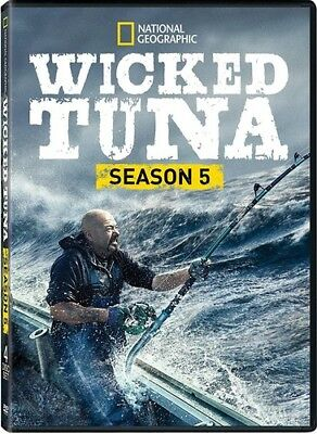 Wicked Tuna: Season 5 [New DVD] Boxed Set, Dolby, Subtitled, Widescreen, Ac-3/