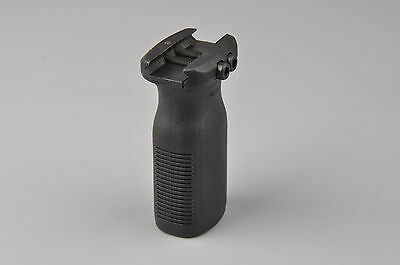 New Vertical Foregrip Hand Grip Picatinny Weaver Rail For Rifle Gun Hunting 1627