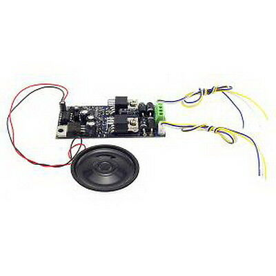 MRC 1818 G DCC Decoder 2 Prime Mover Sounds Universal,SD45/MP15